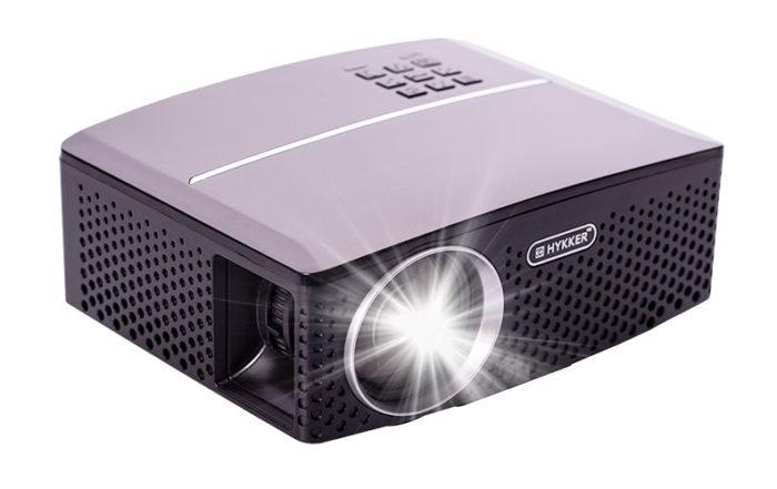 Projektor HYKKER LED Vision 180 2