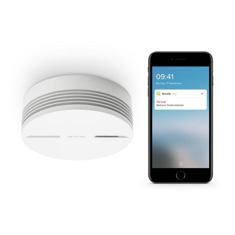 Smoke Alarm App