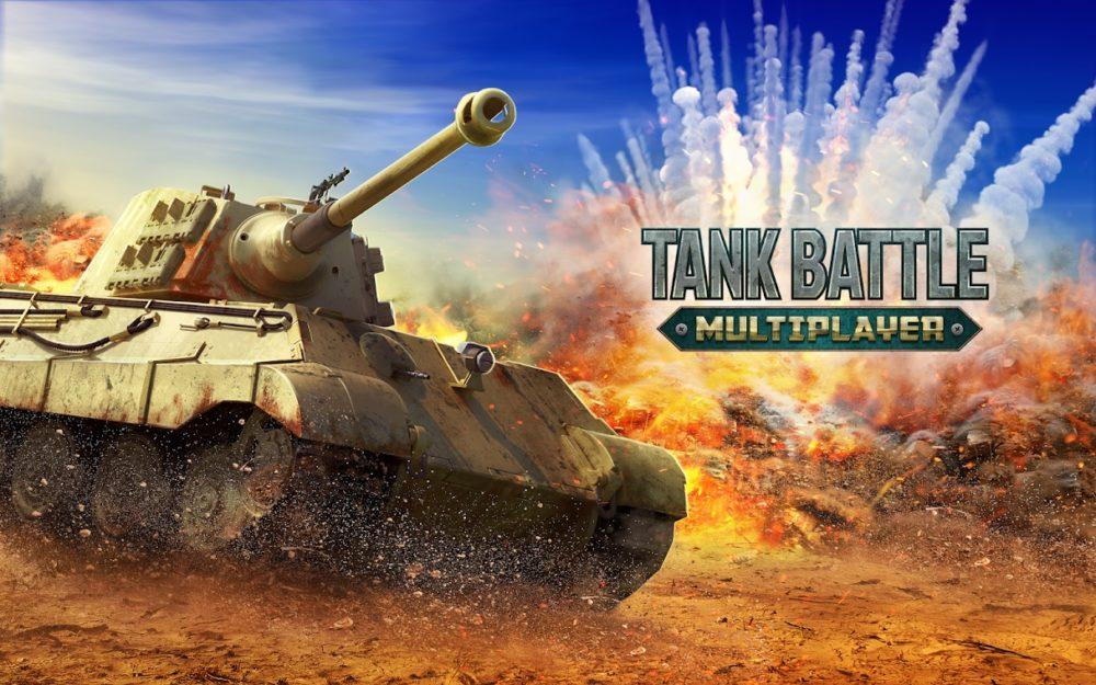 Tank Battle 1