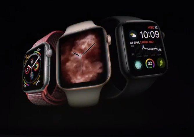 apple watch4 wersje