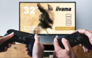 iiyama monitor G MASTER G3266HS B1 32