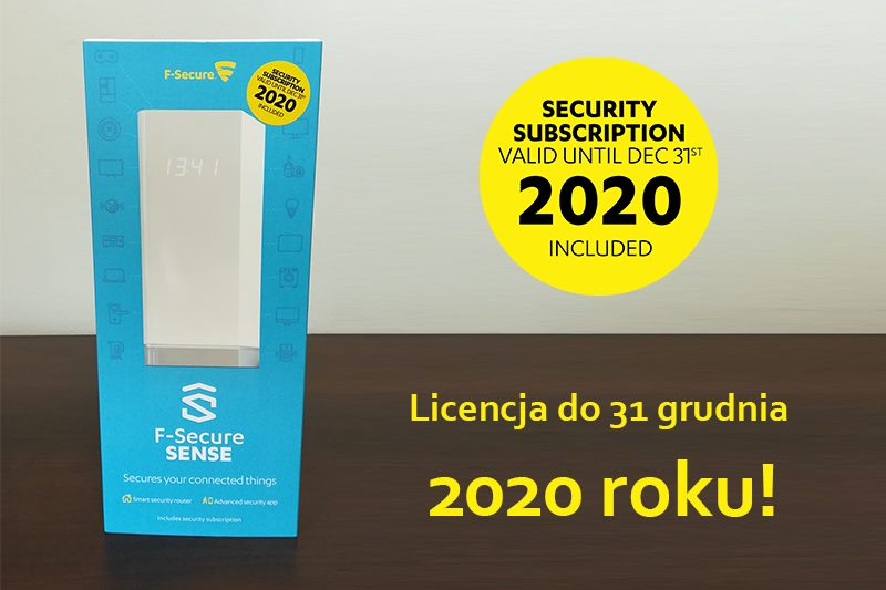 large fsecure sense licencja 2020