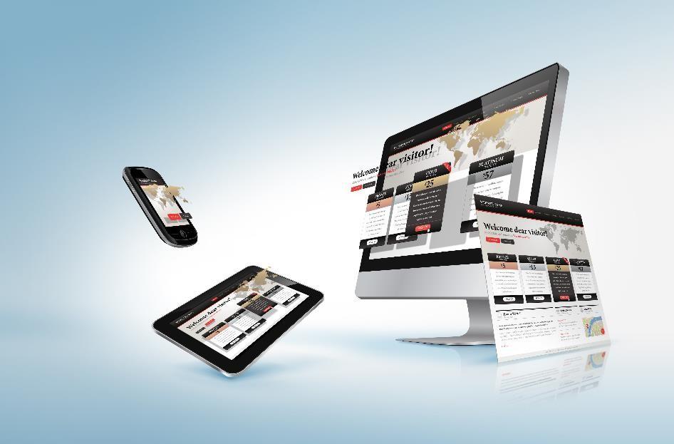 strony www mobilne