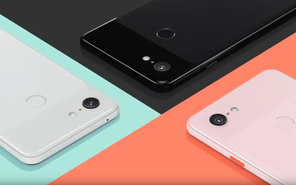 Google Pixel 3 i 3 XL