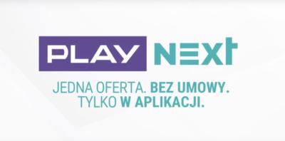 PLAY Next – pierwsza sieć komórkowa w aplikacji
