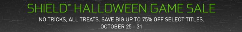 wybrane gry przecenione co najmniej o połowę z okazji Halloween