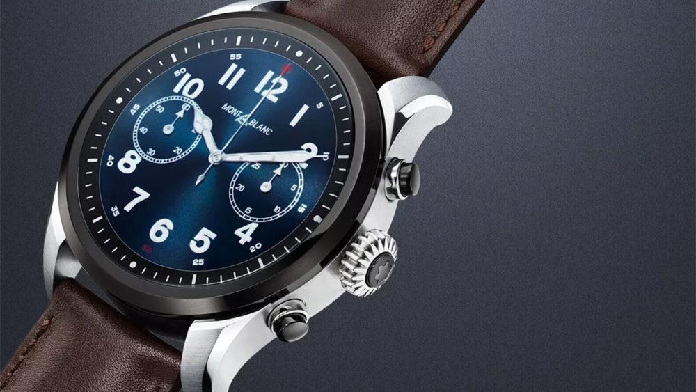 zegarek Montblanc Summit 2 na chipie