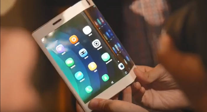 składany tablet od Lenovo i LG