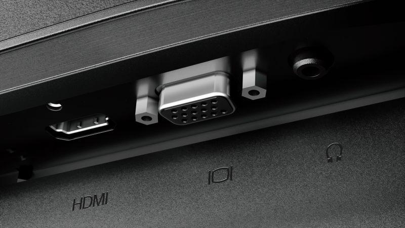 Monitory Lenovo Złącze