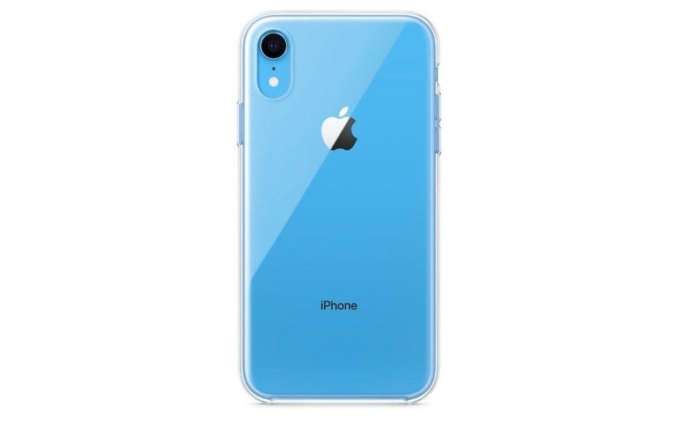 przezroczyste etui Iphone XR