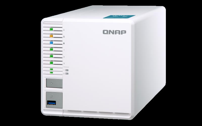 QNAP TS-351 - 3-zatokowy NAS