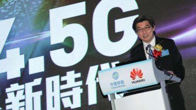 Huawei pomaga China Mobile Hongkong Company Limited zbudować kompleksową sieć transportową gotową do obsługi 5G