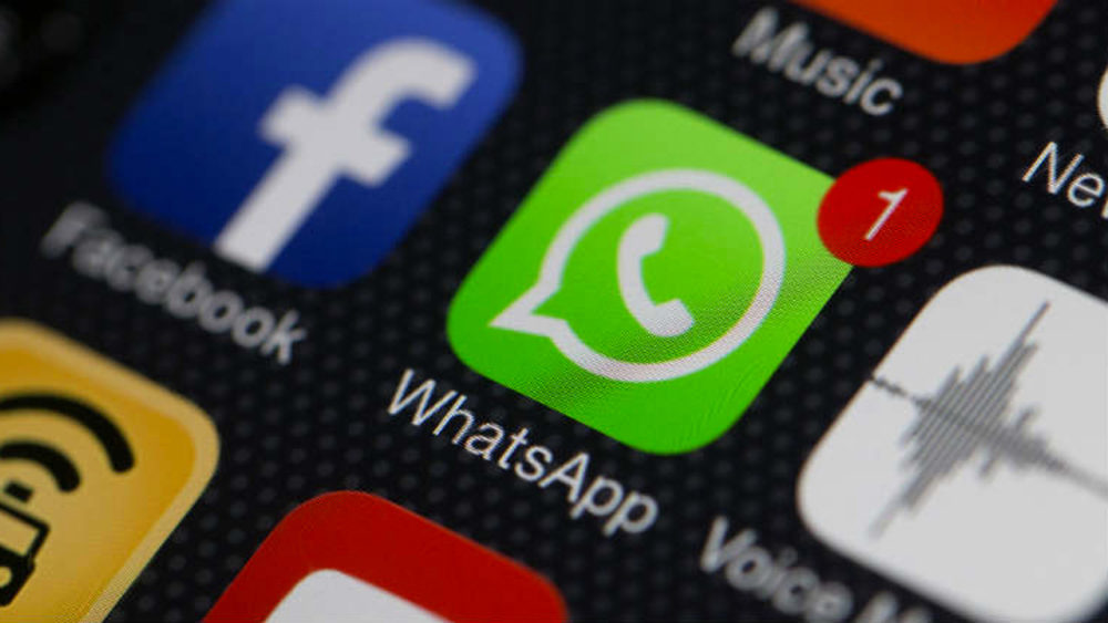 WhatsApp krytyczny błąd