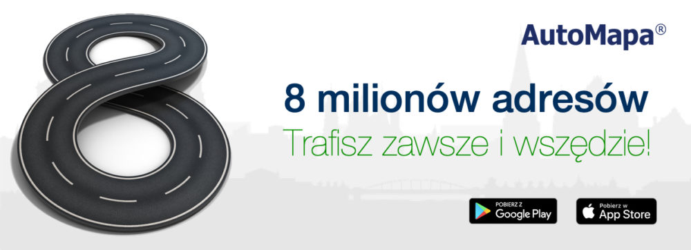 8 mln adresow