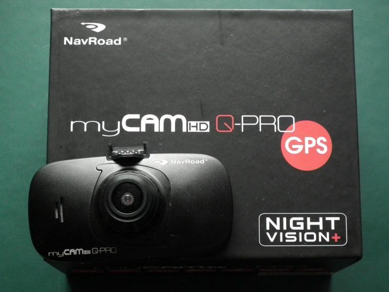 NavRoad myCAM HD Q-PRO