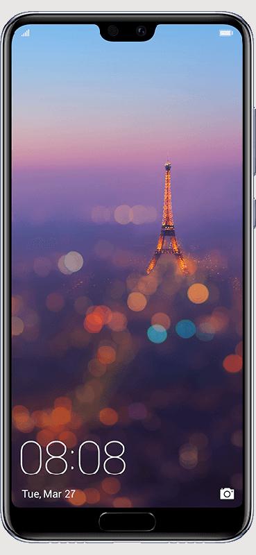 smartfon Huawei P20 64GB dual SIM od orange w obniżonej cenie 1