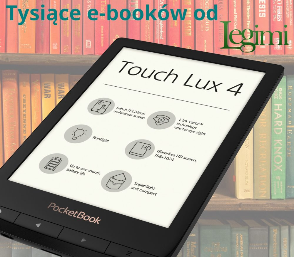 Legimi na Touch Lux 4
