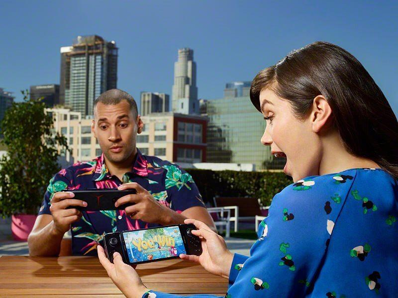 MotoZ3 Play Przycisk graczy GamePad Moto Mod
