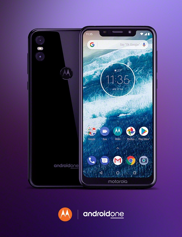 Motorola one 2