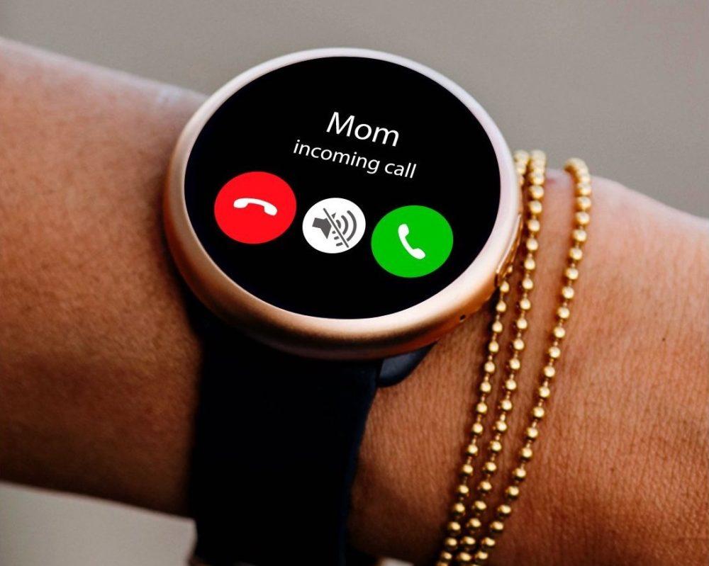 MyKronoz ZeRound² smartwatch na okrągło