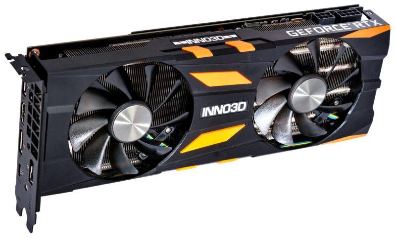 Karta graficzna INNO3D GeForce RTX 2070 X2 OC