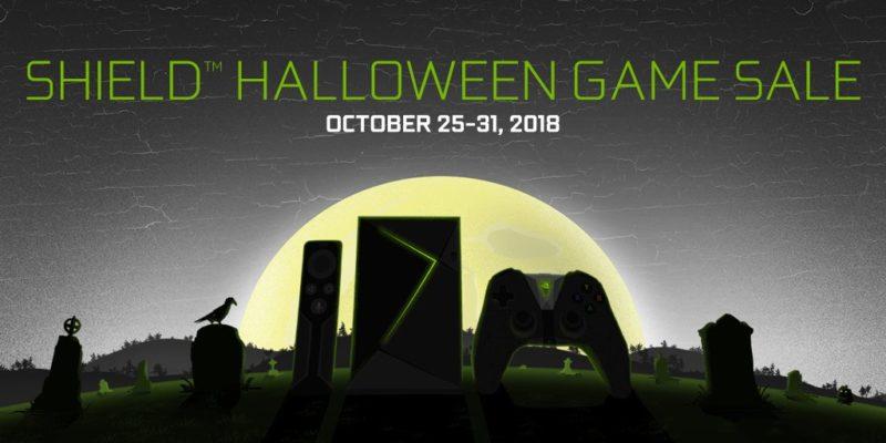 NVIDIA SHIELD - wybrane gry przecenione co najmniej o połowę z okazji Halloween
