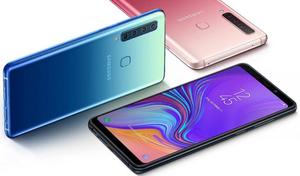 Samsung Galaxy A9 2018 2
