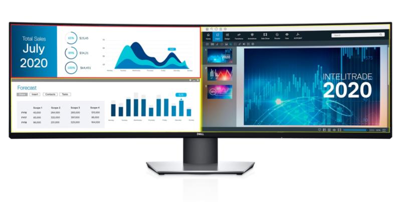 49-calowy monitor – UltraSharp U4919DW