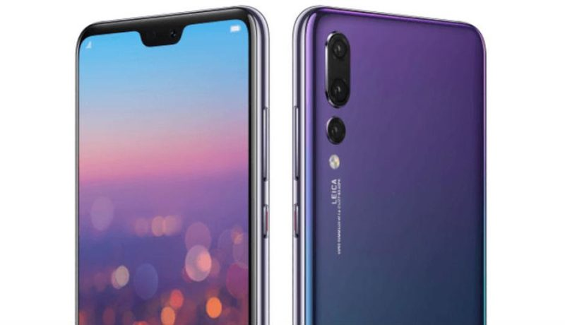 Orange obniża cenę na smartfon Huawei P20 64GB dual SIM