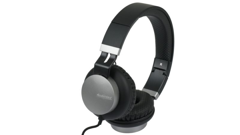 Audictus Creator - składane słuchawki dla mobilnych użytkowników