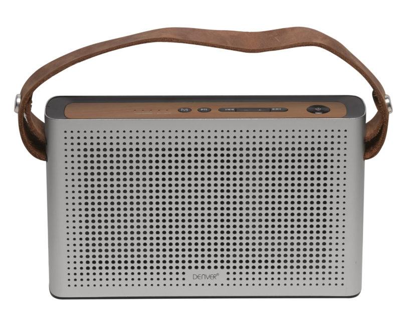 bezprzewodowy głośnik denver bts 200