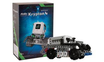Roboty edukacyjne Abilix f7 k4