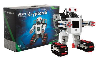 Roboty edukacyjne Abilix f8 k6