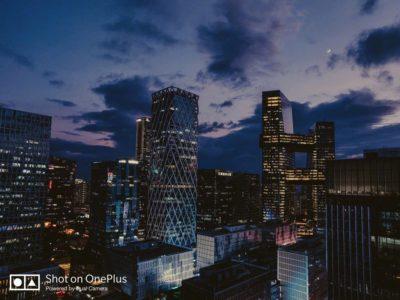 Firma OnePlus pokazała, jak robi zdjęcia w nocy smartfon OnePlus 6T