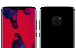 Huawei Mate 20 rysik do telefonu