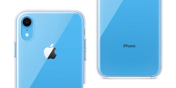 przezroczyste etui do iPhone XR