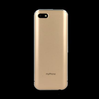 myPhone Maestro gold tył