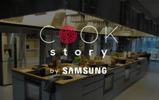 Cook story Samsung