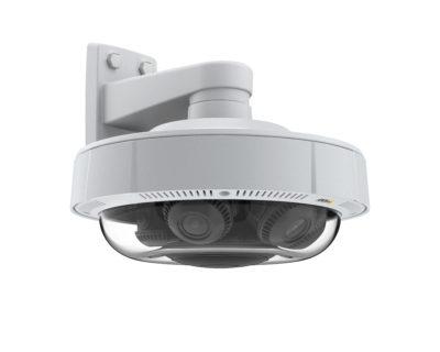Monitoring 360 Kamera 4 w 1 – dla optymalnej ochrony, także w budowlance