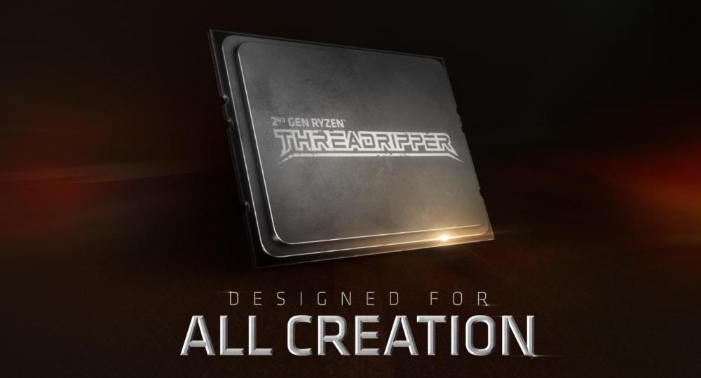 AMD powiększa rodzinę 2 generacji procesorów Ryzen™ Threadripper