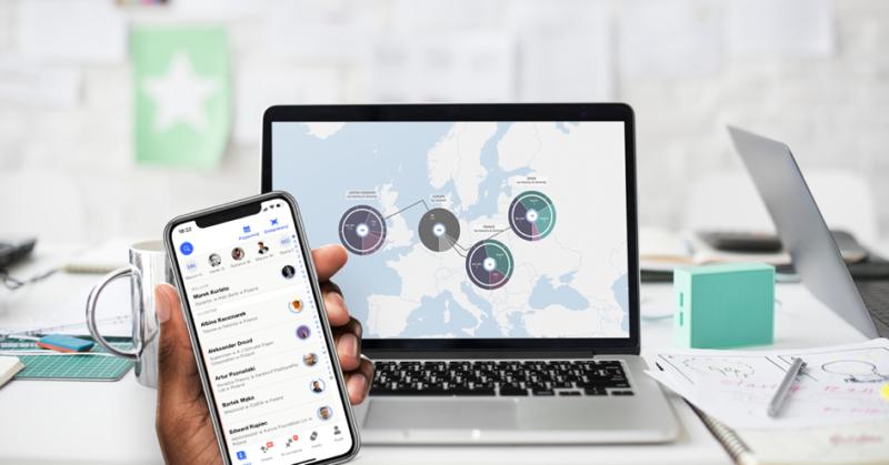 Aplikacja do zarządzania kontaktami Covve już w Polsce 1