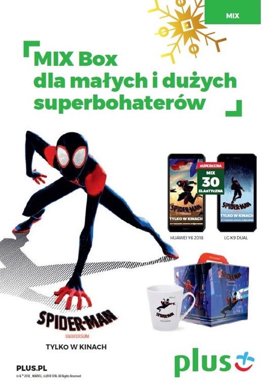 MIX Box dla małych i dużych superbohaterów 1