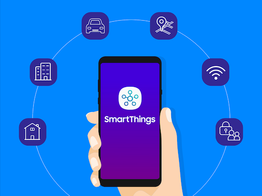SmartThings Developer Workspace