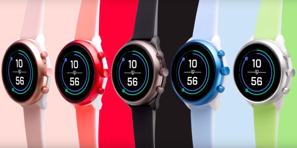Fossil Sport — inteligentny zegarek na nowej platformie Qualcomm 3