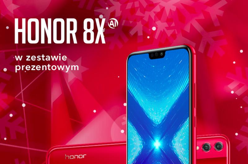 Czerwony Honor 8X wreszcie w Polsce