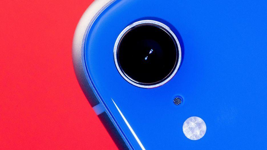 iPhone XR trafił na makro-sesję zdjęciową 11