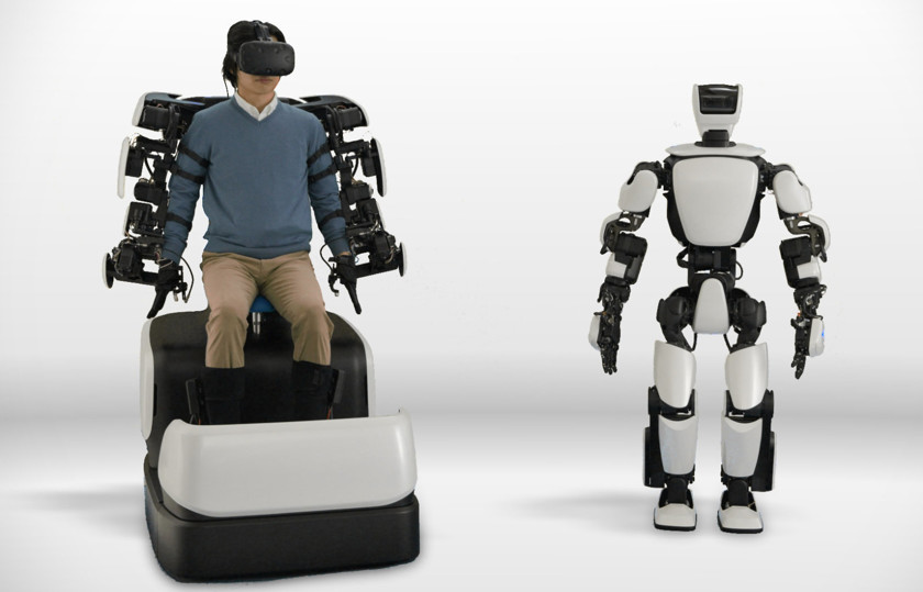 Toyota zaprezentowała autonomicznego robota-awatara 5G o zasięgu działania do 10 km