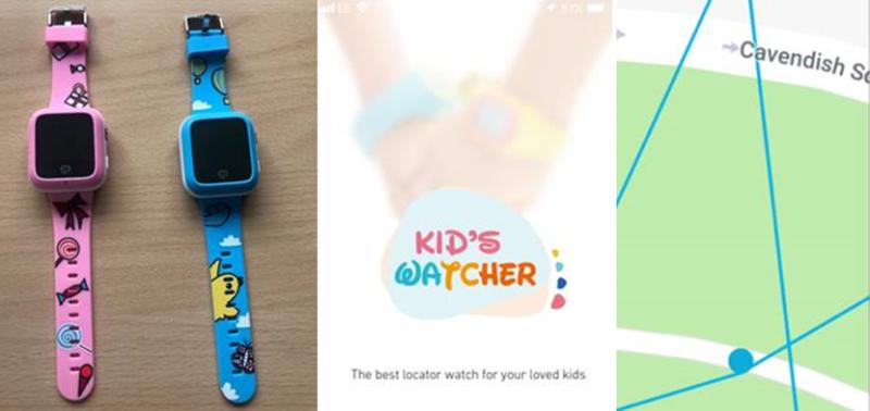 Uwaga na zegarki miSafes! Zagrażają bezpieczeństwu Twojego dziecka