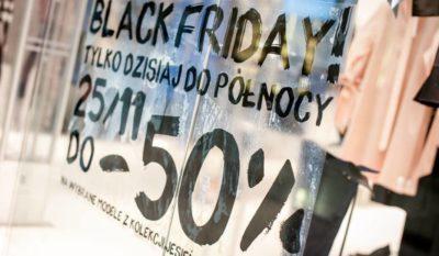 Black Friday winduje obroty w e-commerce, także w Polsce
