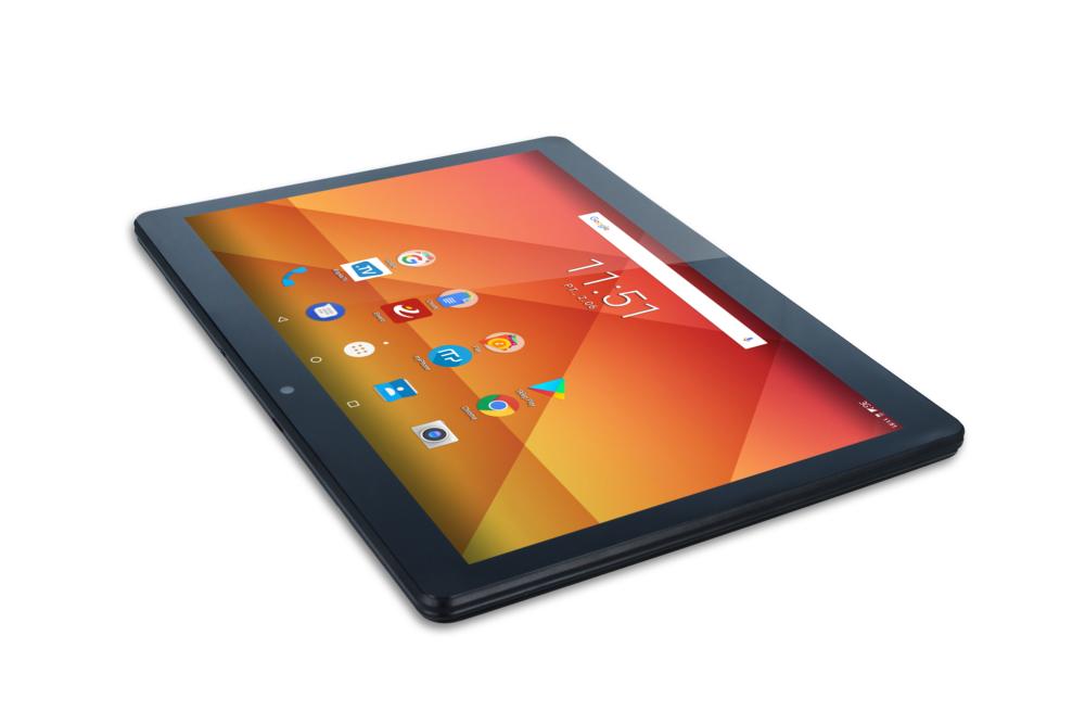 Tablet myTab 10 oraz Power Bank 10000 mAh marki Hykker w Biedronce